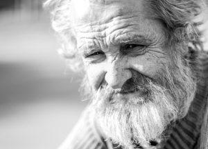old man photo
